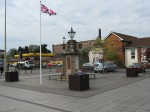 Fazeley's war memorial