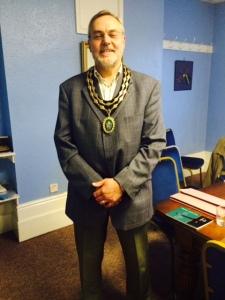 Mayor Brian Hoult