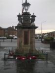 Fazeley war memorial