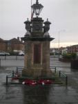 Fazeley's war memorial